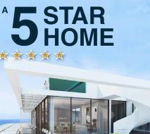 a 5 star home
